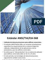 Normas y Estandares de Cableado Estructurado_ansi Tia Eia 568-C_s