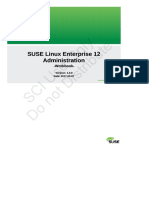 ShareSlides.org SCI LAB MANUAL SLE201 SUSE Linux Enterprise Administration V1.0.0 (1)