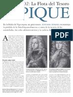 Batalla de Rande 1702. La Flota Del Tesoro a Pique - Antonio Atienza