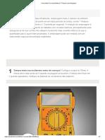 Como Medir Corrente Elétrica_ 7 Passos (Com Imagens)