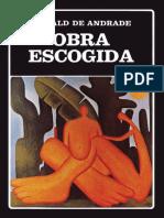 Andrade O- Obra Escogida (Esp)