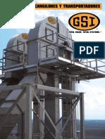 Catálogo GSI Elevadoresytransportadores