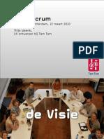 Agile Scrum Hogeschool Rotterdam