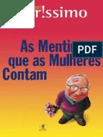 As Mentiras Que as Mulheres Contam - Luis Fernando Verissimo