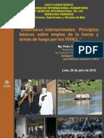 Estándares Internacionales de Uso de la Fuerza 2018 (XXXVI Curso Básico TT y SS  CDIH 2018).pptx