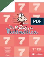 Yo, Matias y La Matemática 7
