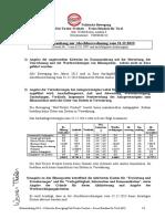 Bilanzanhang Deutsch Bilanz 2013