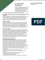 ABB Eólicos_ Conceptos de Tren de Transmisión Eléctrico Para Turbinas Eólicas - Newsletter de Automatización y Eficiencia Energética (Convertidores de Frecuencia)