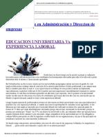EDUCACION UNIVERSITARIA Vs.pdf
