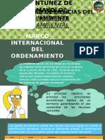 Ordenamiento Territorial Internacional