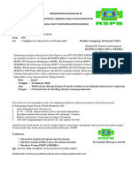Surat Panggilan Test Pt.rspb,Lampung (1)