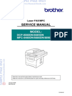 Brother Dcp 8080dn 8085dn Mfc 8480dn 8880dn 8890dw Service Manual Free
