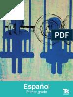 5. A  Español Primer grado (telesecundaria).pdf