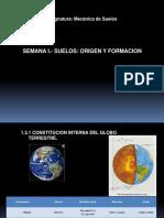SEMANA I  SUELOS_ORIGEN Y FORMACION.ppsx