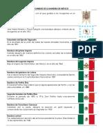 Cambios de La Bandera de México