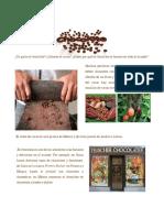 Lectura El Chocolate