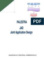 JAD - Técnicas Para Levantamento de Requisotos, Reuniões, Etc