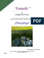 Übergänge - Transiti