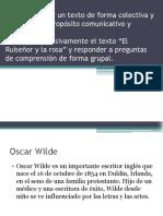 Biografia Oscar Wilde