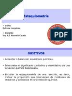 Estequeometría
