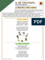 Gabriela Mistral Para Niños. Poesías Para Niños