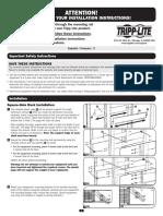 Tripp Lite Owners Manual 753678