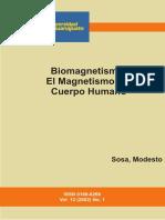Biomagnetismo el magnetismo del cuerpo humano.pdf