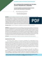 Geopolitica de La Integracion Suramericana via IIRSA - CONFLICTOS Y DESAFIOS en LA AMAZONIA