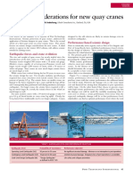 PT55 Article Seismic Considerations for New Quay Cranes