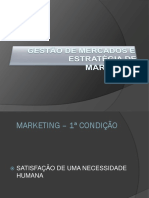 GESTÃO DE MERCADOS E ESTRATÉGIA DE MARKETING - PÓS 11-9-2010.ppt