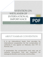 Ramsar Convention Part 2