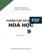 01217 Phương Pháp Giải Bài Tập Hóa Học 9