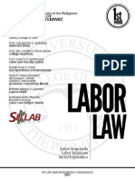 Labor Law Reviewer (UP)