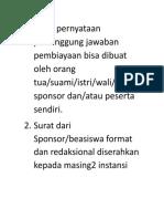 Surat Keterangan Sumber Pembiayaan 2018