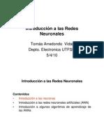 Introduccion a Las Redes Neuron Ales