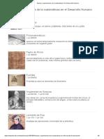 Autores y Aportaciones de La Matemáticas en El Desarrollo Humano
