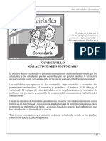 Cuadernillo. Actividades de Secundaria_0.pdf