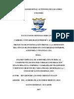TEXTO 1 ARTÍCULO PARA EL DESARROLLO DEL TA_Tratados de Libre Comercio Crecimiento y Producto Potencial en Chile México y Perú