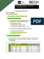 Examen Suficiencia COMP II