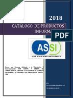 Catálogo 2018 Assi Original 28 1