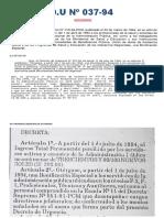 D.U N° 037-94.pdf