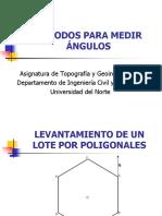 Clase 9 - Poligonales