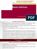 TI. MóduIoIV. 2 Bases Teóricas