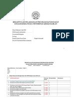 Contoh Pengisian Form 1.b - Rekap Pelaks Program-okt 2014