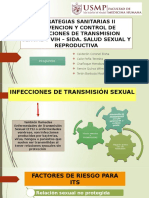 Estrategias Sanitarias II Prevencion y Control de Infecciones