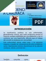 Presentacion de Insuficiencia Cardiaca