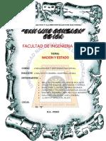 Caratula y Dedicatoria