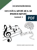 Instituto de Capacitación Musical Portadas e Indices
