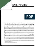 Bohemian Rhapsody Lite Score
