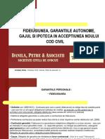 1 Danila Gajul Si Dreptul de Retentie